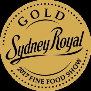 Gold Medal, 2017 Fine Food Show