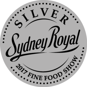 Silver Medal, 2017 Fine Food Show