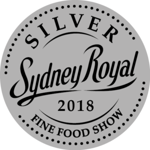 Silver Medal, 2018 Fine Food Show