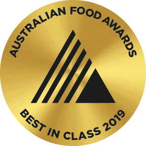 Best in Class, 2019 Australian Food Awards