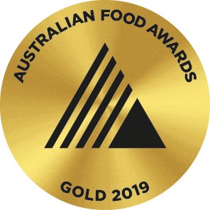 Gold Medal, 2019 Australian Food Awards